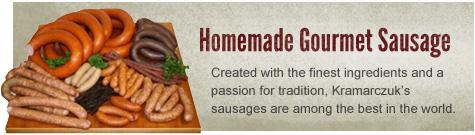 Gourmet Sausage